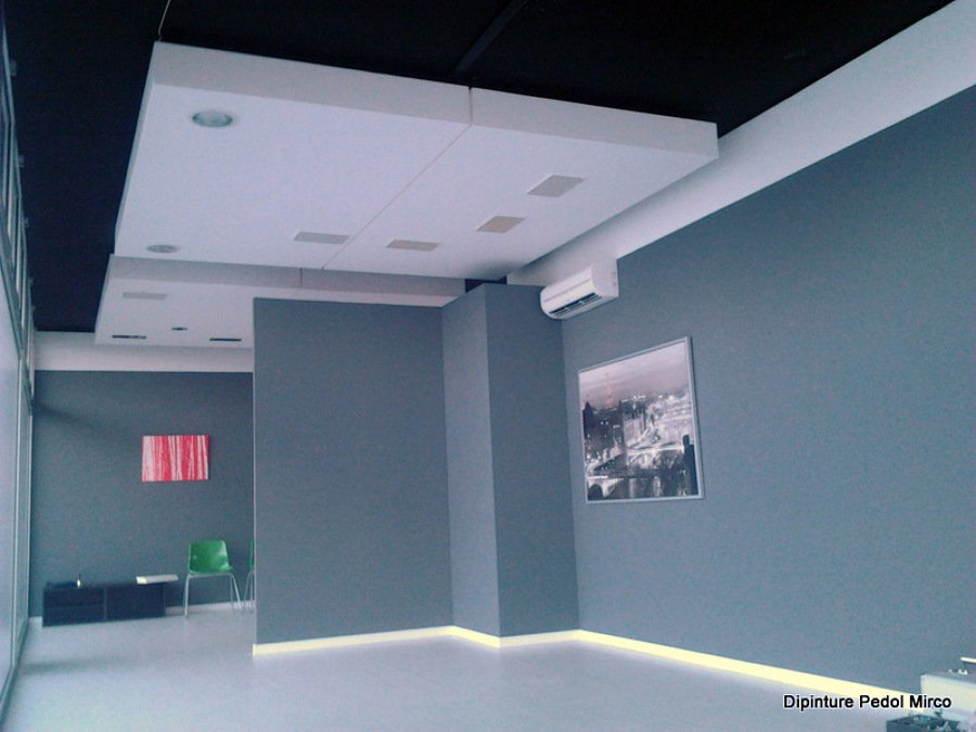Casa moderna, Roma Italy: Pareti cartongesso knauf