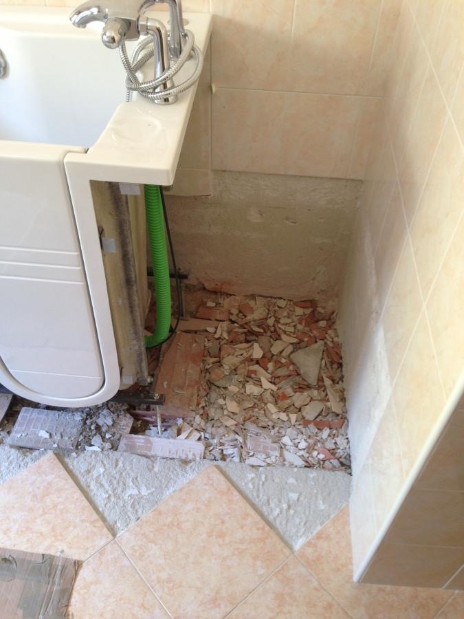 Foto lavori di sostituzione vasca da bagno di termoclima service 177099 habitissimo - Sostituzione vasca bagno ...