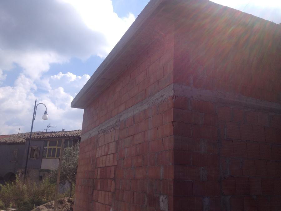Foto lavoro capriglia irpina avellino costruzione for Costruisci i tuoi piani di garage gratis