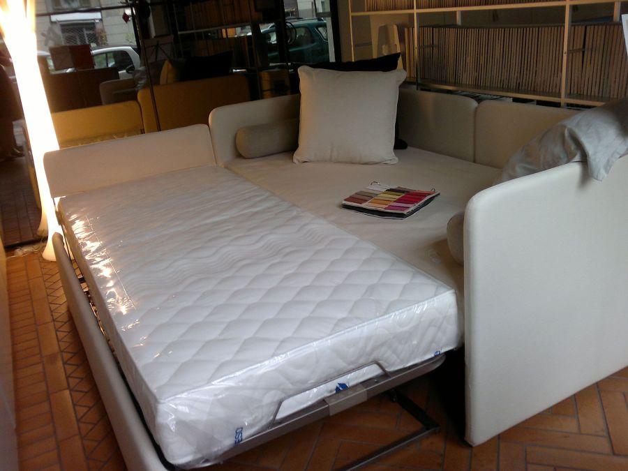 Foto letto divano doppioletto aperto di avanguardia - Divano letto aperto ...