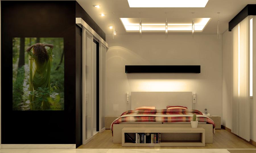 Foto camera da letto moderna di rama costruzioni srls 380505 habitissimo - Foto camera da letto moderna ...