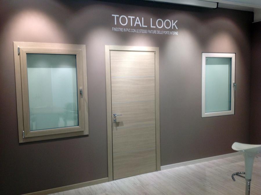 Linea total look