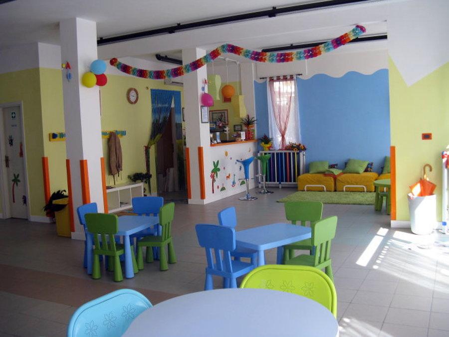 Locale di Intrattemimento per Bambini