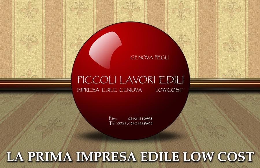 Foto: Logo Piccoli Lavori Edili Genova di Piccoli Lavori Edili ...