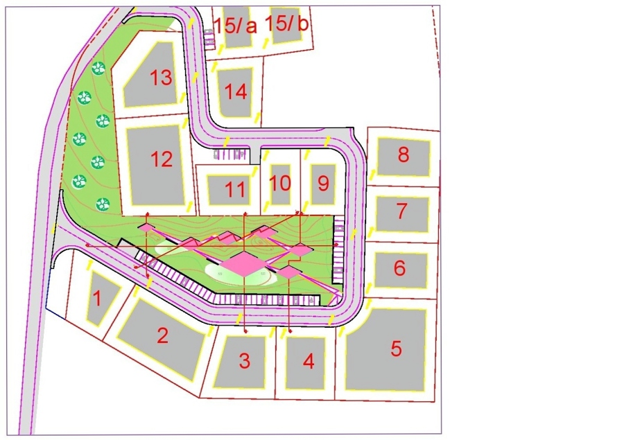 Lottizzazione Complesso residenziale