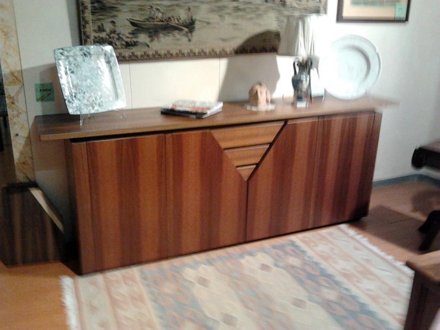 Foto madia noce di mobilificio toscano 79220 habitissimo - Valentini mobili rimini ...