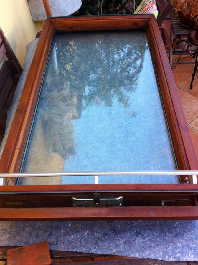 Foto manutenzione finestre velux de ediltecno fix lt di - Manutenzione finestre legno ...