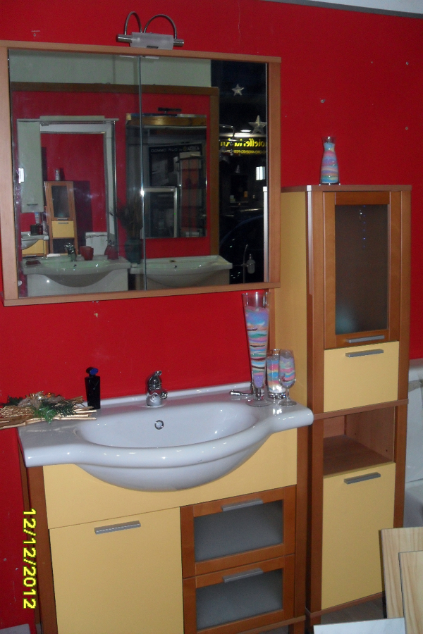Foto mobile da bagno moderno de creazioni tenda 118428 for Mobile bagno moderno sfalsato