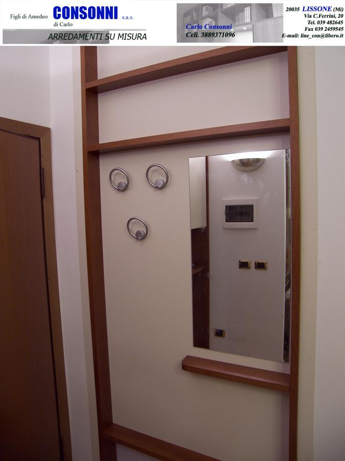 Negozi mobili per ingresso design casa creativa e mobili - Serigrafia su specchio ...