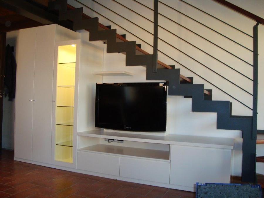 Foto mobile sottoscala di casa del legno 184893 - Mobili sottoscala ...