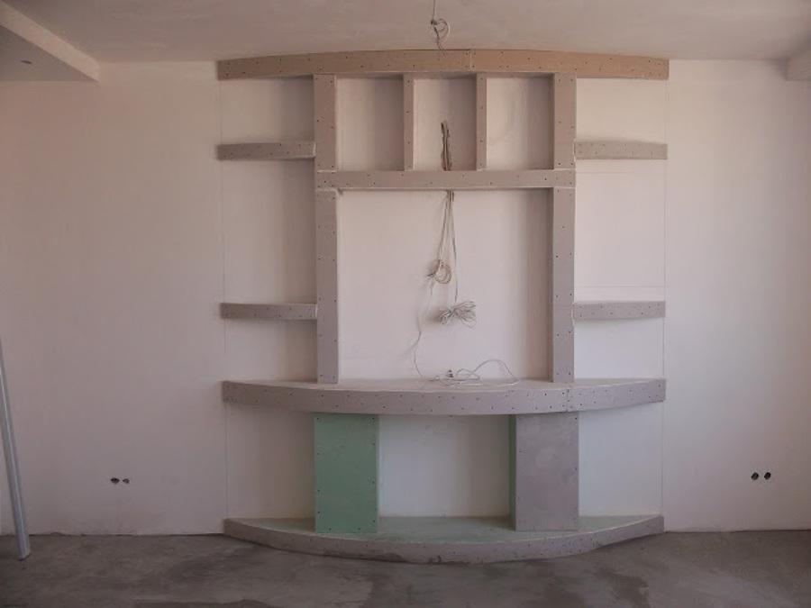 Foto mobiletto porta tv con mensole di giovanni 231475 habitissimo - Mobiletto porta tv ...