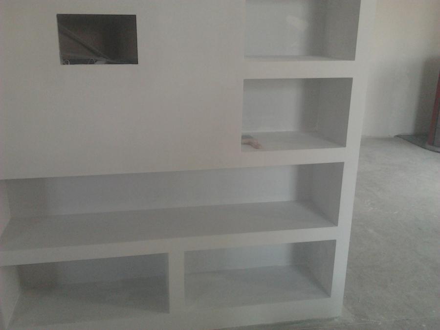 Foto mobili a parete in cartongesso de vitale edilizia - Mobili in cartongesso ...