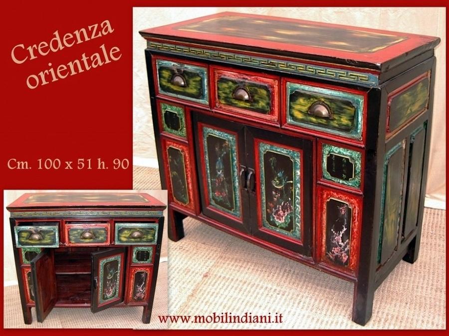 Foto mobili asiatici dipinti de mobili etnici 113674 habitissimo - Mobili etnici prato ...