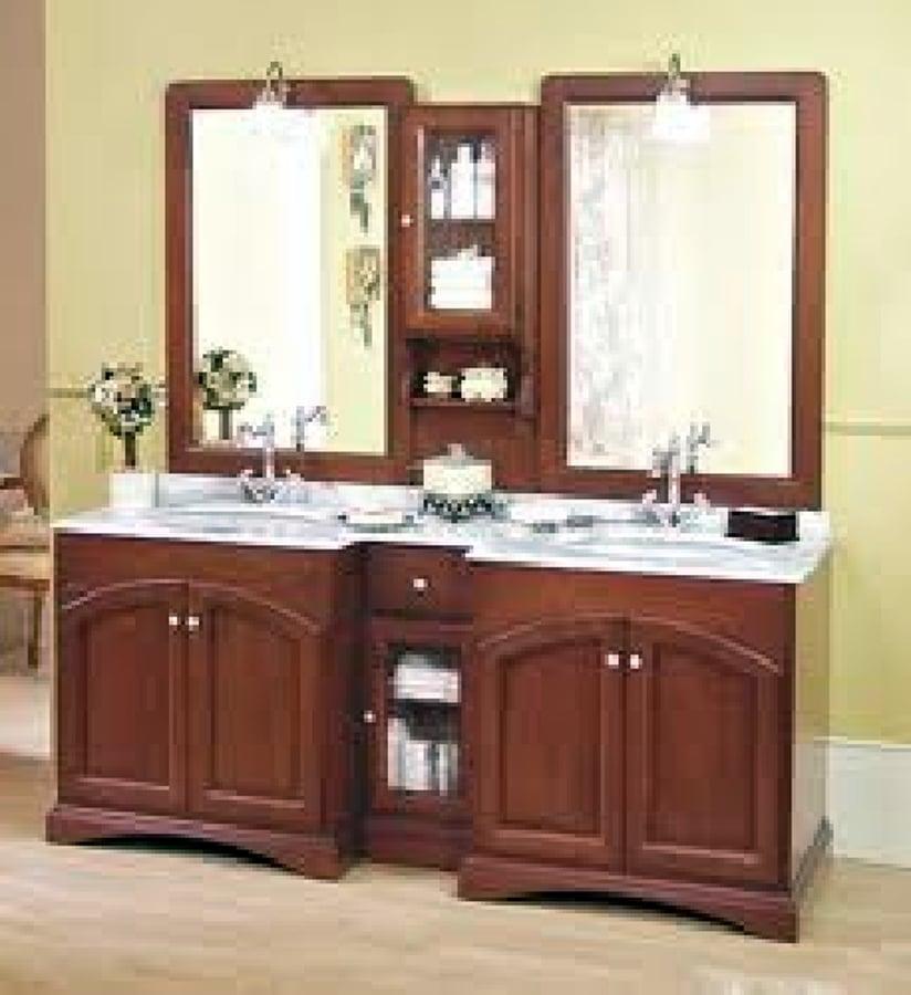 Foto mobili da bagno eleganti de falegnameria ambrosio 42889 habitissimo - Mobili da bagno ...