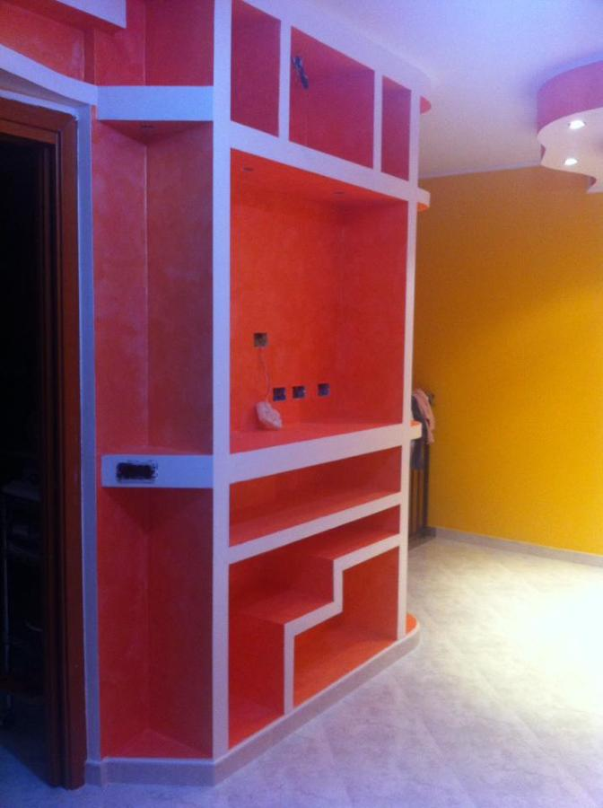 Foto mobili e decorazione in cartongesso di antonio - Mobili in cartongesso foto ...