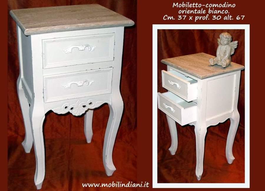 Foto mobili etnici bianchi di mobili etnici 113662 for Mobili etnici roma