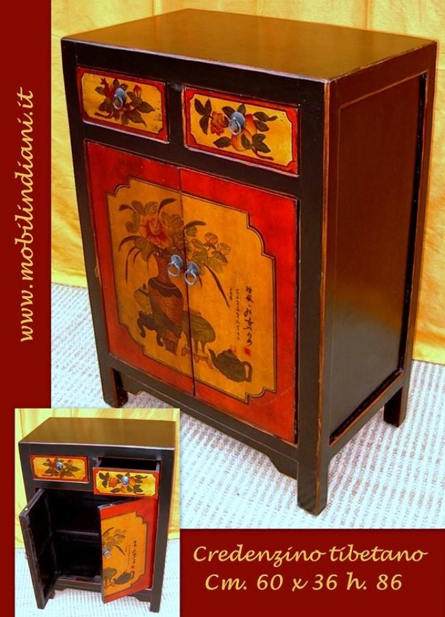 Foto mobili tibetani credenza piccole dimensioni de - Mobili tibetani roma ...