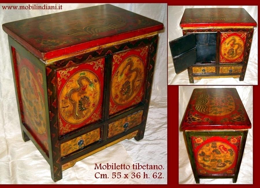 Foto mobili tibetani di mobili etnici 61427 habitissimo for Vendita mobili usati trento