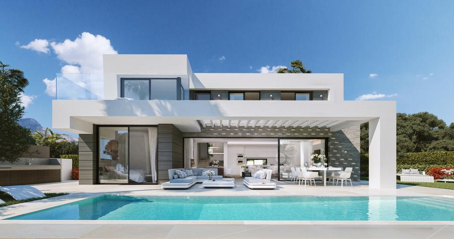Luxury villa X-Frame - Polistena