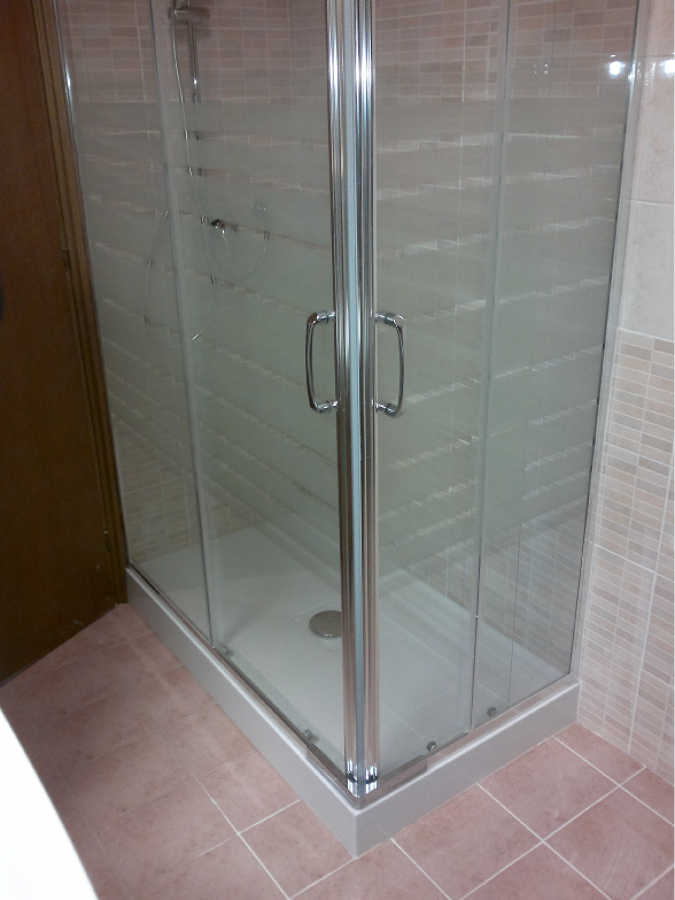 Foto montaggio box doccia di bagnopronto 230585 - Foto box doccia ...