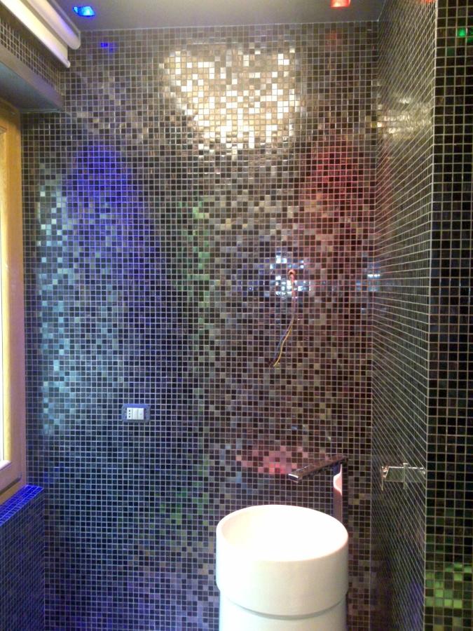 Foto mosaici di artigiano edile marcello fabrizi 77145 habitissimo - Bisazza bagno prezzi ...