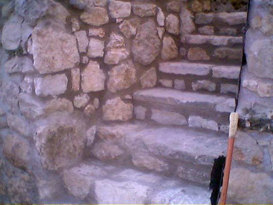 muro e scale