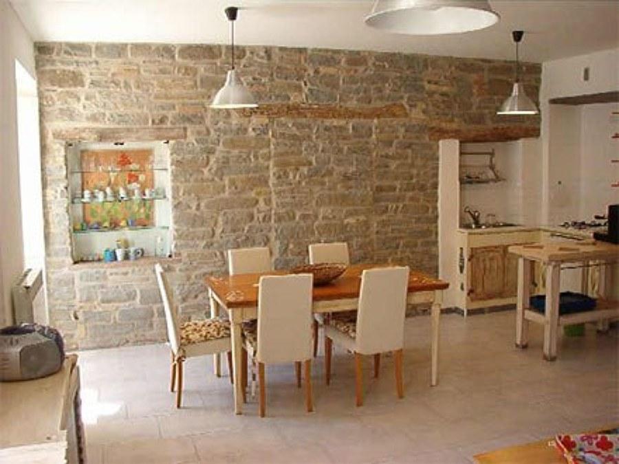 Foto muro in pietra de faiti group 237926 habitissimo - Piastrelle muro pietra ...