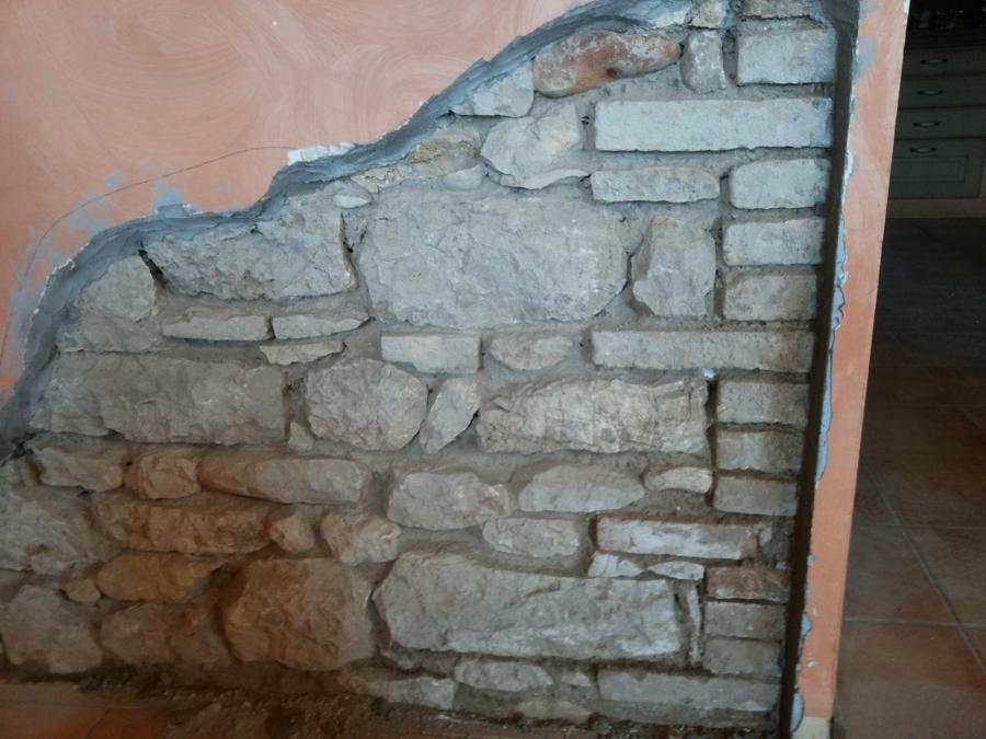 Foto: Muro In Pietra Prima di Giuseppe Perelli #243432 - Habitissimo