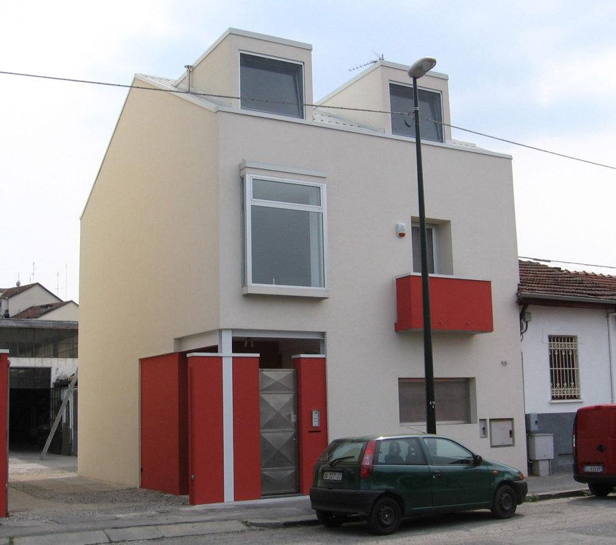 Foto casa per tre di nico papalia architetto 162597 - Architetto per ristrutturazione casa ...