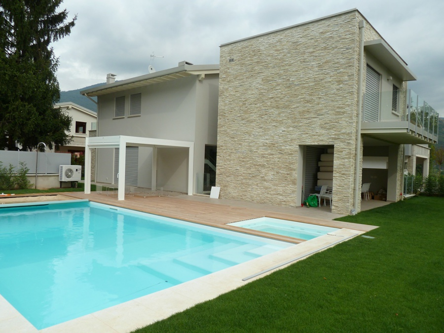 Piscina in Concesio (BS)