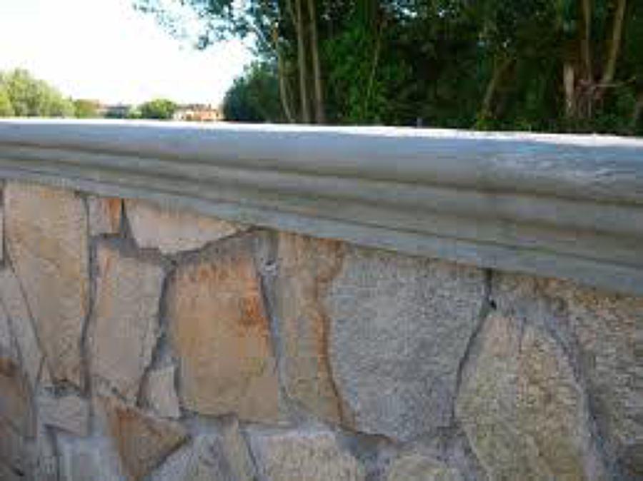Foto muri di recinzione di giangreco costruzioni di giangreco giuseppe 164400 habitissimo - Muri di casa colorati ...