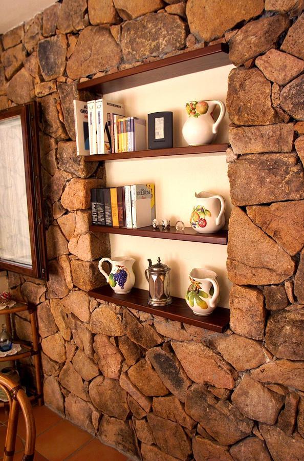 Foto nicchia su muro in pietra locale di sirio costruzioni 81705 habitissimo - Pietra da interno su muro ...