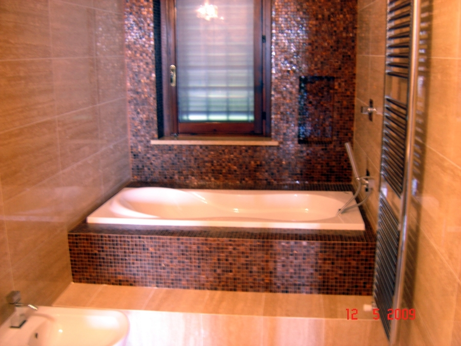 Idee Bagno Con Mosaico.Piastrelle A Mosaico Per Il Bagno N03 Greca Bagno Mosaico Bagno