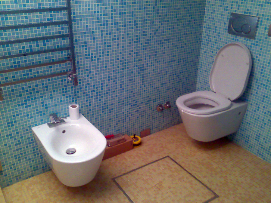 Foto nuovo bagno di f ristrutturazioni - Preventivo bagno nuovo ...