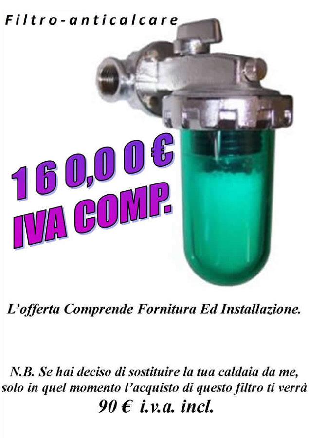 Foto: Offerta Filtro Anticalcare di Termic Innovation #65452 - Habitissimo