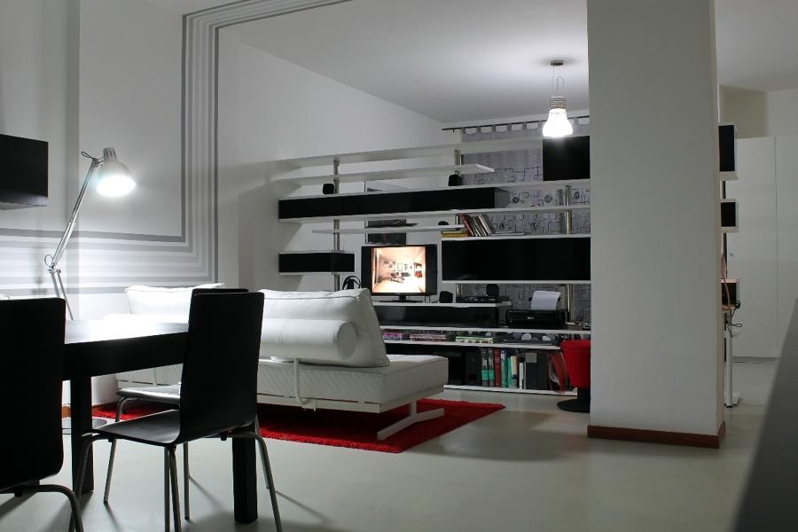 Foto open space studio ayd torino de architetto luca for Spazio arredo torino