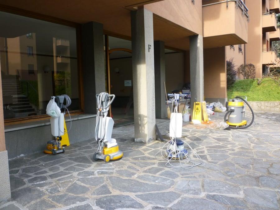 pulizie generali condominiali