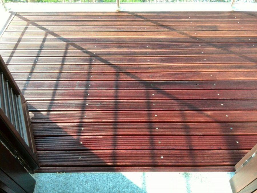 Paequet su terrazzo
