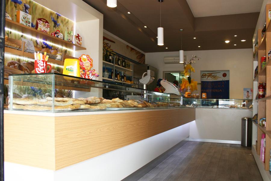 Foto panetteria caffetteria temperani di architettura for Immagini caffetteria