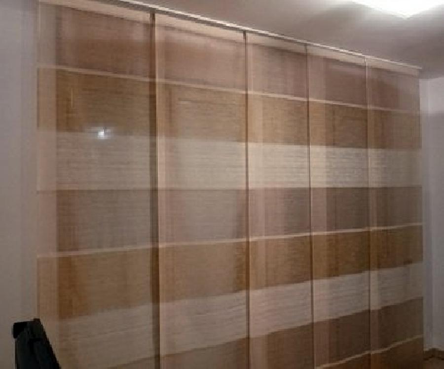 Foto pannelli scorrevoli soggiorno di sergio porro t t tessuti e tendaggi 52984 habitissimo - Pannelli decorativi per porte ...