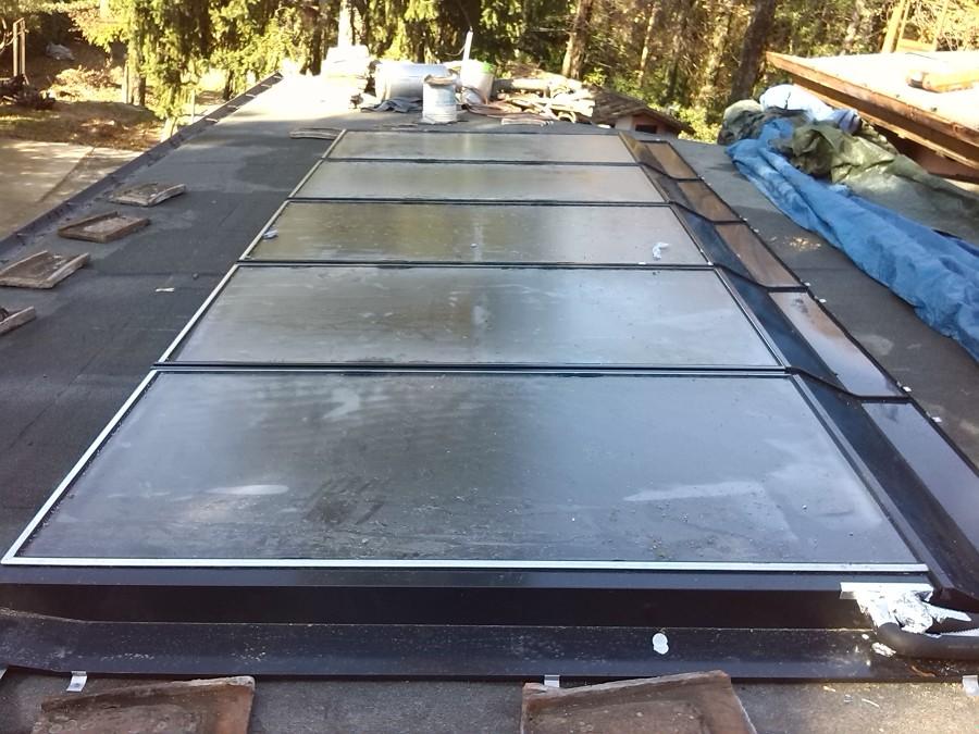 Pannello Solare A Circolazione Forzata : Foto pannello solare circolazione forzata di