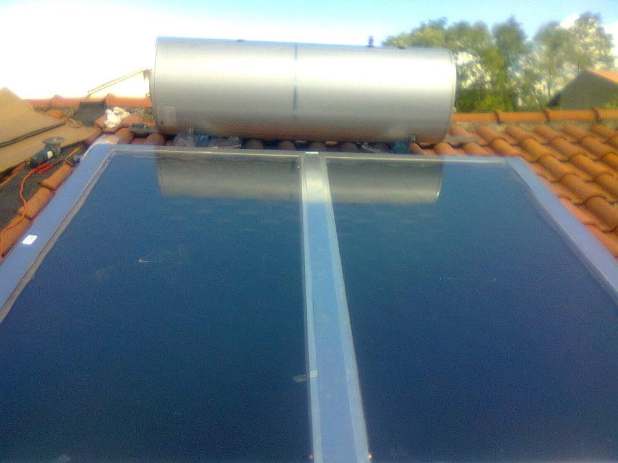 Pannello Solare Termico Immagini : Foto pannello solare termico di impianti termoidraulici