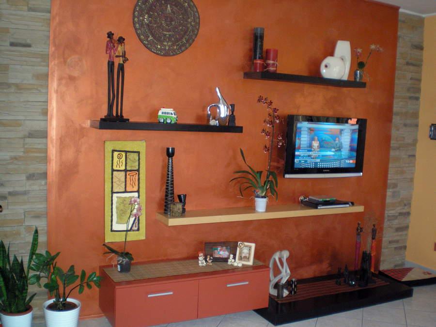 Foto parete attrezzata di delvecchio andrea 150621 for Immagini parete attrezzata