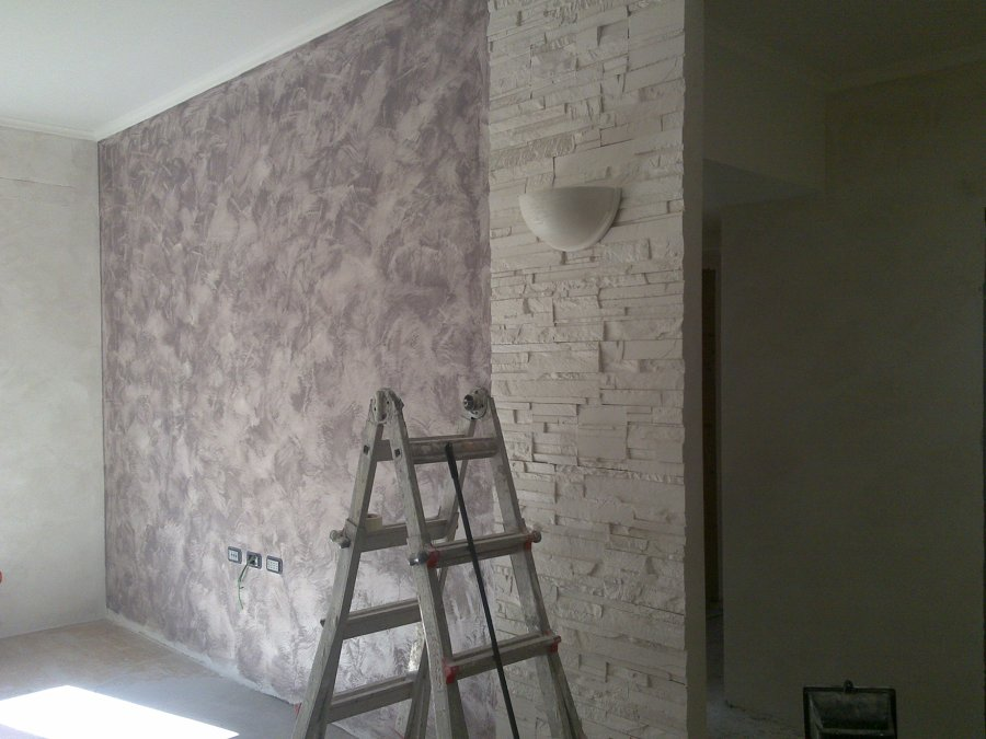 Parete Con Pietre: Ecco come creare una parete con pietre a vista ...