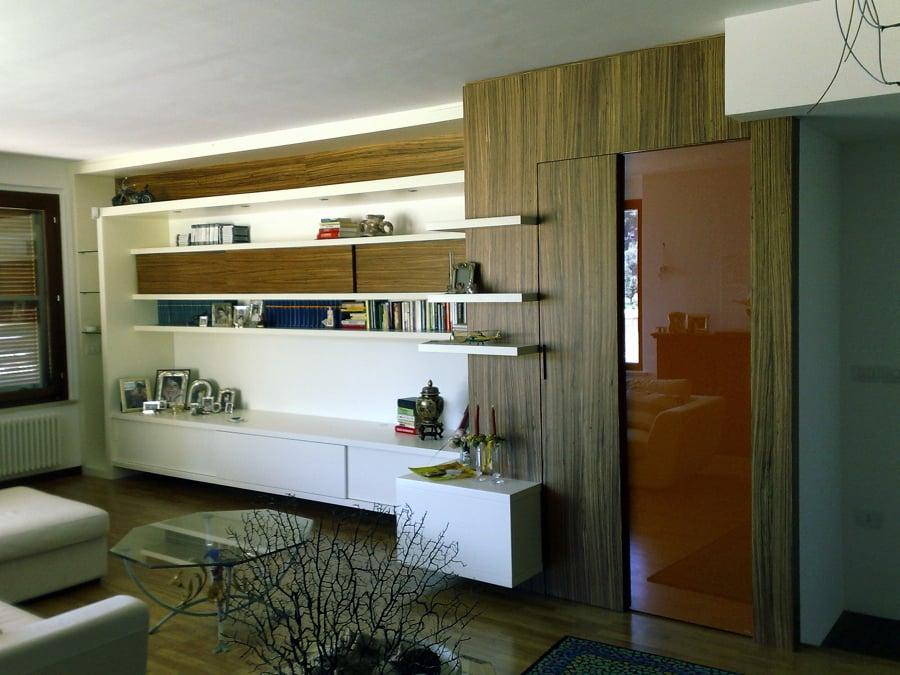 Foto parete divisoria di minitransport 151022 habitissimo - Parete divisoria casa ...