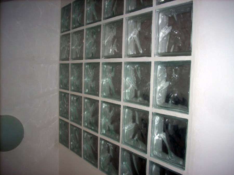 Foto: parete in vetrocemento di professionista #72908   habitissimo