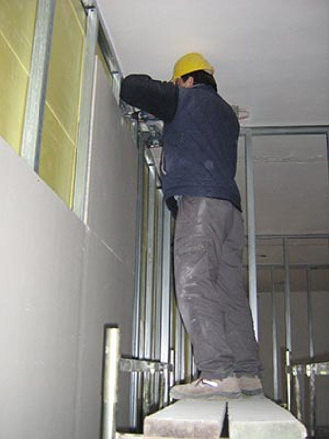 pareti a isolamento termico