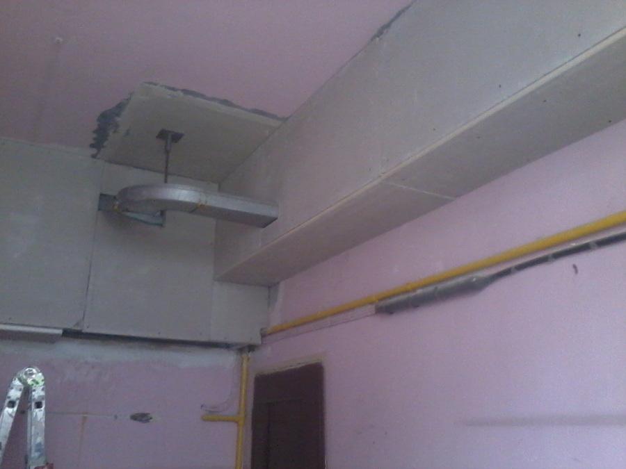 foto: pareti e cassonetti rei 120 di decorgessi di sini silvano ... - Pareti Rei
