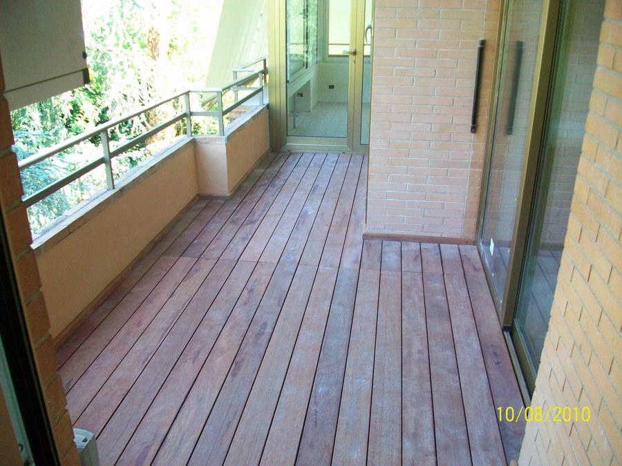 parquet per balconi