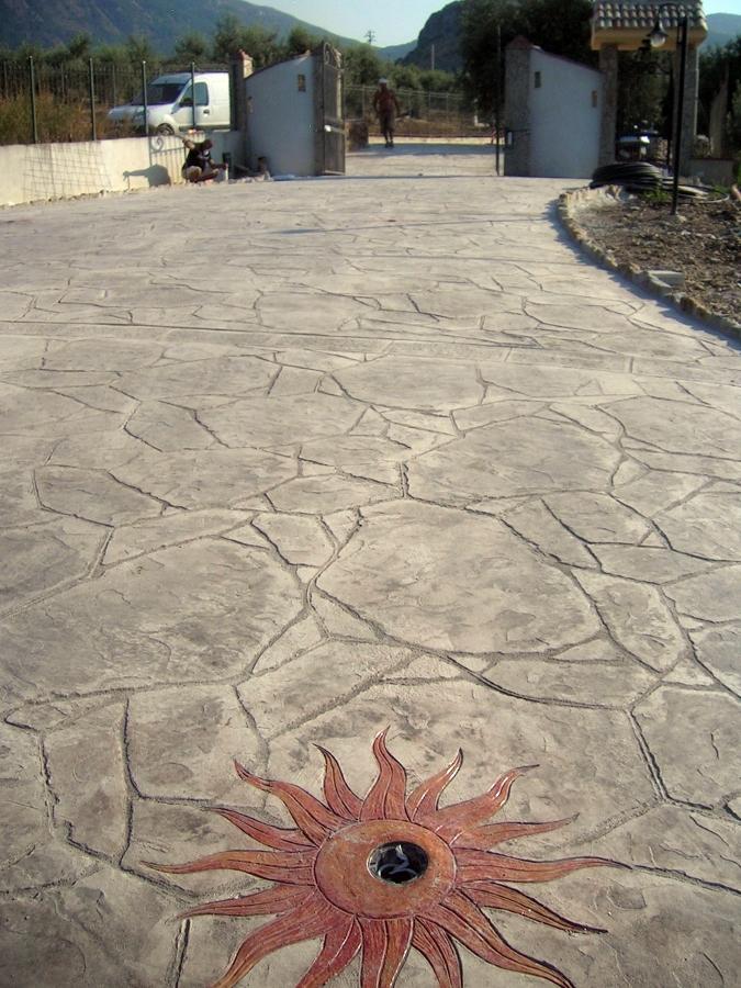 Foto: Pavimentazione In Cemento Stampato di Antica Edilizia S.r.l. #49719 - Habitissimo